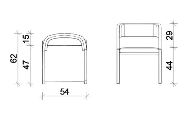 Krzesło II 3