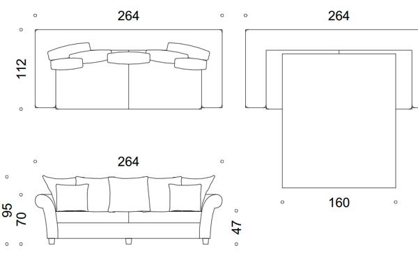 modena sofa 3-osobowa 2