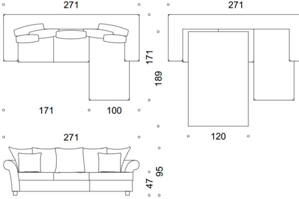 modena sofa narożna 2